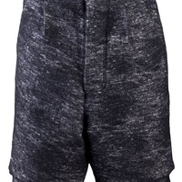 Song For The Mute print shorts