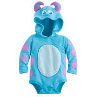 Sulley Bodysuit Costume for Baby - Personalizable