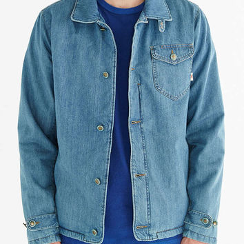 Vans Tulare Denim Jacket - Urban Outfitters