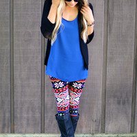 Wild Wind Tribal Leggings