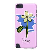 Cute Yellow Flower iPod Touch 5g Case