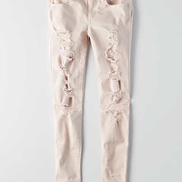 AEO Twill X Jegging , Light Pink