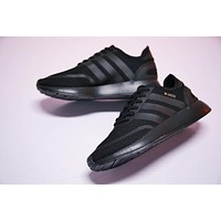 Adidas N-5923 iniki Retro Running Shoes ¡°Triple Black¡±CQ2336