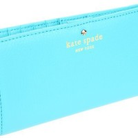 Kate Spade New York Women's Cobble Hill Stacy  Wallet,Adriatic,One Size