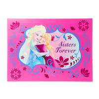 Disney Frozen Sisters Forever LED Light Up Wall Canvas