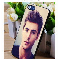 Zac Efron iPhone for 4 5 5c 6 Plus Case, Samsung Galaxy for S3 S4 S5 Note 3 4 Case, iPod for 4 5 Case, HtC One for M7 M8 and Nexus Case