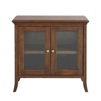 Threshold™ Simply Extraordinary Two Door Cabinet