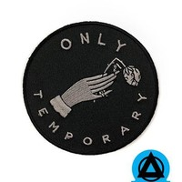 Pure Black Co. - Only Temporary Patch