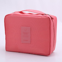 Watermelon Red Outdoor Travel Camping Wash Cosmetic Bags