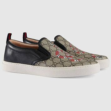 Gucci Men Fashion Casual Sneakers Sport Shoes-1