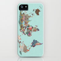Louis Armstrong Told Us So iPhone & iPod Case by Bianca Green