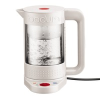 BISTRO | Electric water kettle, double wall with temperature control, 1.1 l, 37 oz Off white | Bodum Online Shop | United States