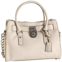 MICHAEL Michael Kors Hamilton E/W Satchel,Luggage,one size