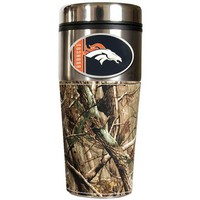Denver Broncos Open Field Travel Tumbler (Den Team)