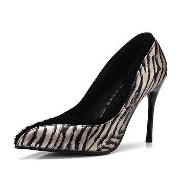 Pointed Toe High Heel Pumps Shoes Woman 5850