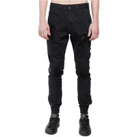 UNKNOWN Black Jeans Joggers