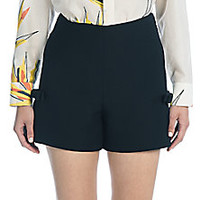 Fendi - High-Waist Shorts - Saks Fifth Avenue Mobile