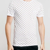 Villain Dot Print T-shirt* - New This Week - New In