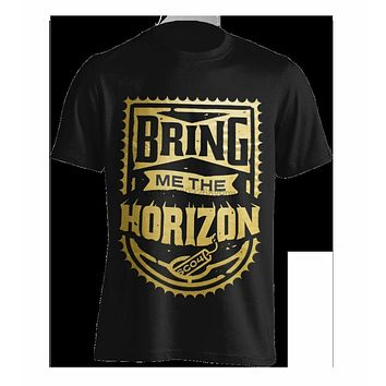 Bring Me the Horizon Dynamite Shield T Shirt 105958#|T-Shirts
