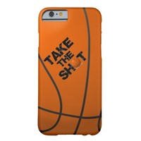 Take the Shot Basketball Barely There iPhone 6 Case