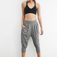 Athletic Marled Knit Joggers