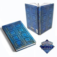 Doctor Who Tardis Notebook Journal