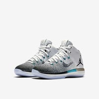 The Air Jordan XXXI N7 Big Kids' Basketball Shoe.