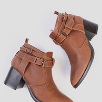 Toni Ankle Boots