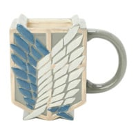Attack On Titan Scout Regiment Figural Mug