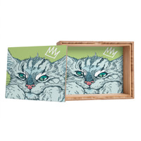 Geronimo Studio Cat Attack Jewelry Box
