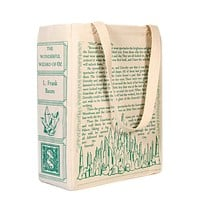 The Wonderful Wizard of Oz Book Tote