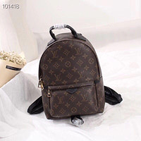 LV Louis Vuitton MONOGRAM CANVAS MEDIUM BACKPACK BAG