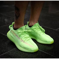 Adidas Yeezy Boost 350 V2 Woman Men Running Sneakers Sport Shoes