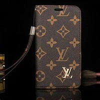 Louis Vuitton Phone Cover Case For Samsung Galaxy s8 s8 Plus S9 S9 Puls note 8 note 9 iphone 6 6s 6plus 6s-plus 7 7plus 8 8plus iPhone X XS XS max XR