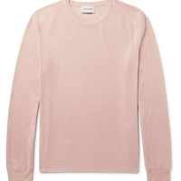Solid Homme - Silk Sweater