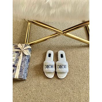 dior fashion men womens casual running sport shoes sneakers slipper sandals high heels shoes 163