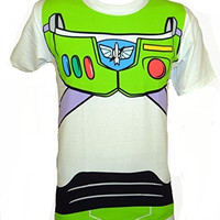 Disney Pixar Toy Story Buzz Lightyear Costume T-shirt
