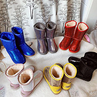 UGG Sequin Snow Boots
