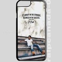 Love J-Cole Marble Design Print On Cover Case For iPhone 6/6 Plus/6s/6s Plus