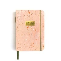 Speckled Zinnia 2021-2022 Academic Year Planner