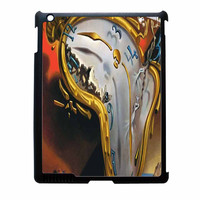 Salvador Dali Soft Watch Melting Clock iPad 4 Case