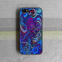 iPhone 5 case , iPhone 5S case , iPhone 5C case , iPhone 4S case , iPhone 4 case , Octopus