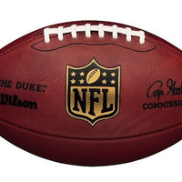 Game used New England Patriots Football.