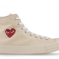 comme des garcons PLAY PLAY CONVERSE HIGH AZ-K102-2 | gravitypope