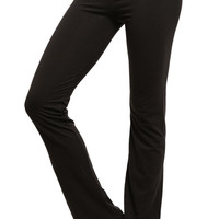 Two-Tone Yoga Pants