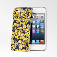 Minions Family iPhone 4s iphone 5 iphone 5s iphone 6 case, Samsung s3 samsung s4 samsung s5 note 3 note 4 case, iPod 4 5 Case