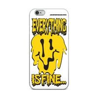 Everything Is Fine iPhone Case  6/6s, 6/6s Plus , 7 Plus/8, 7/8
