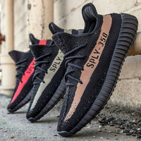 Adidas Yeezy 350 V2 Casual Running Sport Shoes Sneakers Shoes