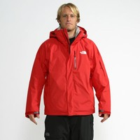 The North Face Men's 'Kapwall' Red Jacket