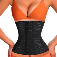 5XL Slimming Corset Waist Trainer Cincher Girdles Body Shaper Women Postpartum Belly Band Underbust Tummy Control Hot Belt Fajas